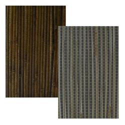 Papel Tapiz Bamboo Plata