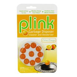 Ambientador Naranja  para Triturador de Desperdicios Plink
