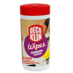Toallas Limpiadoras Multiuso Deco Klin