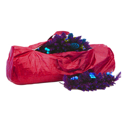 Bolsa Roja para Árbol de Navidad 72cm