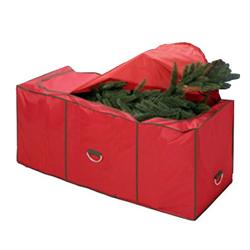 Bolsa Roja para Árbol de Navidad 147cm