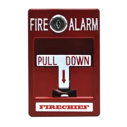 Alarma de Incendios con Palanca