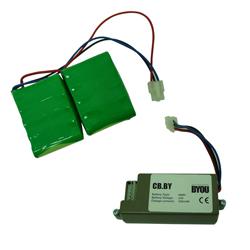 Batería de Emergencia para Abrepuertas