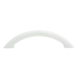 Tiradera Abs Curve Blanca