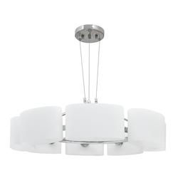 Lámpara de 8 Pantallas para Techo