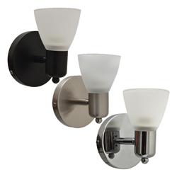 Lámpara con Diseño Cónico para Pared