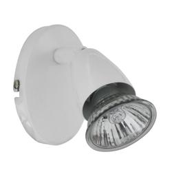 Lámpara Móvil Blanca para  Pared