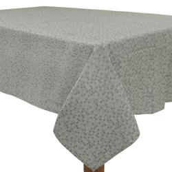 Mantel con Diseño de  Mosaico Gris