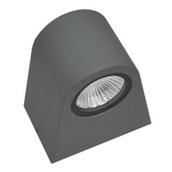 Lámpara Led Triangular para Pared Exterior