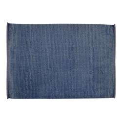 Alfombra Hugo Azul 50x70cm