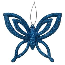 Adorno Navideño con Diseño de Mariposa