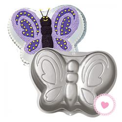 Molde Mariposa para Hornear Wilton
