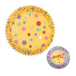 Pirutin Sweet Dots Mini en Set de 100 Piezas Wilton