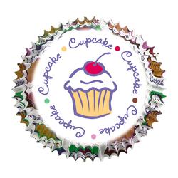 Pirutín para Cupcake Heaven en Set de 75 Piezas Wilton