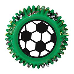 Pirutín Soccer en Set de 50 Piezas Wilton