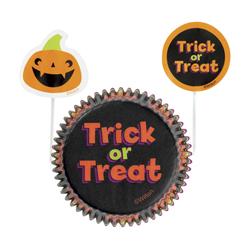 Pirutin Trick Or Treat en Set de 24 Piezas Wilton