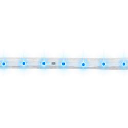Manguera Led 1x60-110v 4.4w Azul