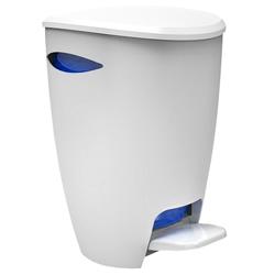 Tacho Blanco Azul de 5 Litros Fely