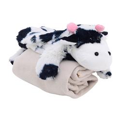 Manta con Vaca Decorativa para Bebe Concept