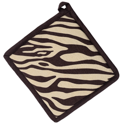 Aislante de Calor para Cocina con Diseño de Zebra  Concept