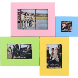 Porta Retrato con 4 Divisiones 38x40cm Concepts