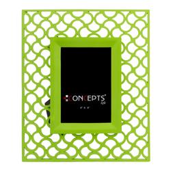 Porta Retrato Verde 24x28.5cm Concept