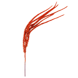 Rama Navideña Roja 87.5cm