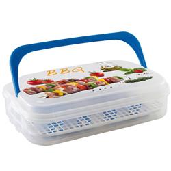 Organizador de Carne y Vegetal para Refrigerador Snips