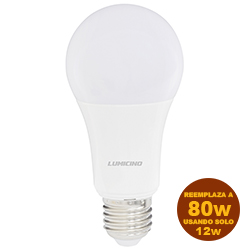 Foco Led A19 12W E27 Lumicino