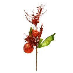 Rama con Manzanas Roja  57cm