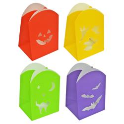 Funda de Papel Decorativa Halloween Set de 4 Piezas