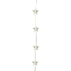 Luces Navideñas Blanca Estrella de 3mts con 300 Led