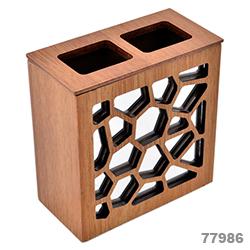 Accesorios para Baño  Bamboo Cromo