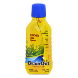 Limpiador de Drenaje de Cocina DrainOut