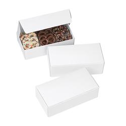 Caja Blanca para Dulces en Set de 3 Piezas Wilton
