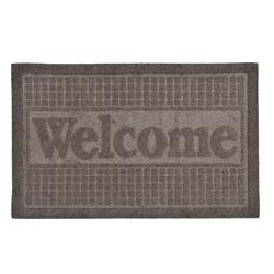 Alfombra Welcome de Caucho  60x40cm