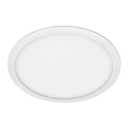 Ojo de Buey Blanco Panel de 1 Led de 24w