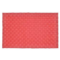 Individual Tejido Rojo 45x30cm