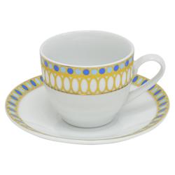 Taza Espresso con Plato 12 Piezas Concepts