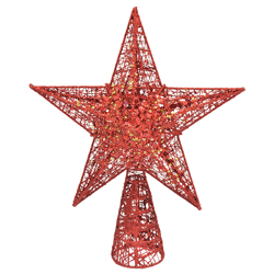 Punta de Árbol Estrella Christmas Traditions