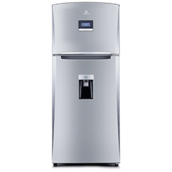 Refrigeradora RI-485 Quarzo Inverter 370 Litros Indurama
