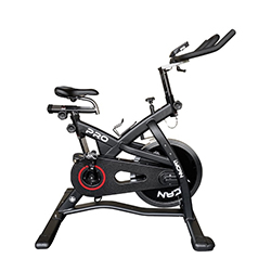 Pro Spin Bike With Console Lycan