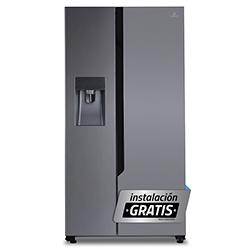 Refrigeradora Side By Side  RI-785I Inverter 610 Litros Indurama
