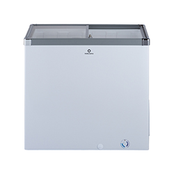 Congelador CI-200 Tapa de Vidrio Templado 214 Litros Indurama