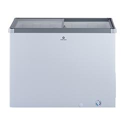 Congelador CI-300 Blanco 292 Litros Tapa Vidrio  Indurama