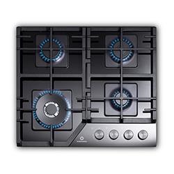 Cocina a Gas con 4 Quemadores EGI-604VDNE 58X50cm Indurama