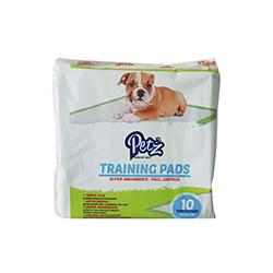 Pañal Absorbente para Mascotas Petz 56X58cm  10Unidades