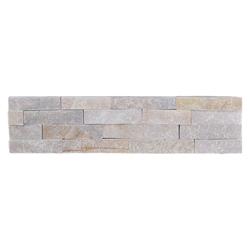 Piedra Ladrillo Ivory  15x60cm