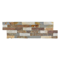 Piedra Interlock Split Face Oxd  20x60cm