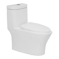 Inodoro  Altamira Doble Flush con Tapa Hidráulica Vitta